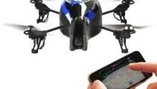 drona cu camera